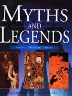 MYTHS AND LEGENDS VIKING ORIENTAL GREEK HC COFFEE TABLE BK.