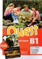 QUEST B1 STUDENT'S BOOK & READER PACK (OBW LIBRARY 3: THE RAILWAY CHILDREN)