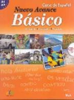 AVANCE NUEVO A1 + A2 BASICO ALUMNO (+ CD)