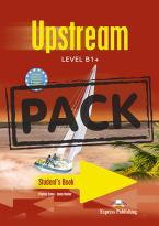 UPSTREAM B1+ STUDENT'S BOOK (+ CD)
