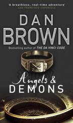 ANGELS & DEMONS Paperback A FORMAT