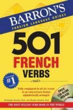BARRON'S 501 FRENCH VERBS (+ CD-ROM) 7TH ED