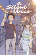 SILENT VOICE 5  Paperback
