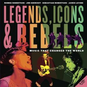 LEGENDS, ICONS AND REBELS  HC