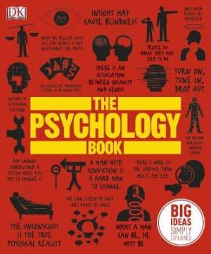THE PSYCHOLOGY BOOK Paperback