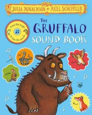 THE GRUFFALO SOUND BOOK HC