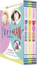 Ivy + Bean Boxed Set 2 : Books 4-6