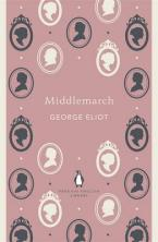 PENGUIN ENGLISH LIBRARY : MIDDLEMARCH Paperback B FORMAT