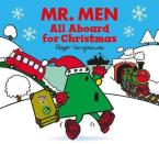 MR. MEN CLASSIC LIBRARY MR. MEAN ALL ABOARD FOR CHRISTMAS  Paperback MINI