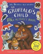 THE GRUFFALO'S CHILD BIG ACTIVITY BOOK Paperback