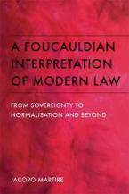 A Foucauldian Interpretation of Modern Law From Sovereignty to Normalisation and Beyond