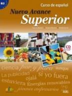 AVANCE NUEVO B2 SUPERIOR ALUMNO (+ CD)