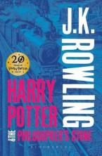 HARRY POTTER AND PHILOSOPHER'S STONE  HC