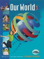 OUR WORLD 3 STUDENT'S BOOK (+ CD-ROM) - NATIONAL GEOGRAPHIC - AMER. ED.