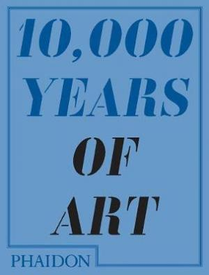 10,000 YEARS OF ART POCKET Paperback A FORMAT