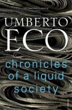CHRONICLES OF A LIQUID SOCIETY Paperback