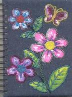 Τζιν λουλούδι με σπιράλ