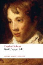 OXFORD WORLD CLASSICS : DAVID COPPERFIELD N/E Paperback B FORMAT