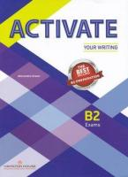 ACTIVATE YOUR WRITING B2 Student's Book WITH KEY