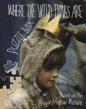 WHERE THE WILD THINGS ARE PUZZLE BOOK HC