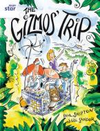 Rigby Star Guided 2 White Level: The Gizmo's Trip
