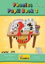 JOLLY PHONICS 3 PUPIL'S BOOK PB