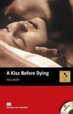 MACM.READERS : A KISS BEFORE DYING INTERMEDIATE (+ CD)