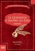 LE QUIDDITCH A TRAVERS LES AGES  BROCHE
