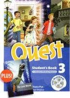 QUEST 3 STUDENT'S BOOK (+ CD) & READER PACK (OD 2: THE LOST WORLD)