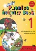 JOLLY PHONICS ACTIVITY BOOK 1 PB