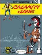 LUCKY LUKE : CALAMITY JANE Paperback