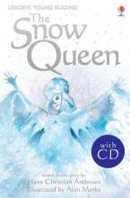 USBORNE YOUNG READING : THE SNOW QUEEN (+ AUDIO CD) HC