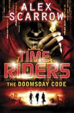 TIMERIDERS :THE DOOMSDAY CODE (BOOK 3)  Paperback
