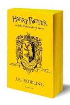 HARRY POTTER AND THE PHILOSOPHER'S STONE -HUFFLEPUFF EDITION  Paperback