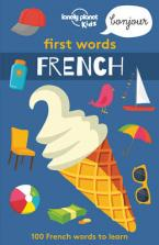 LONELY PLANET KIDS : FIRST WORDS - FRENCH  Paperback