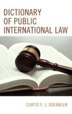 PUBLIC INTERNATIONAL LAW A DICCB