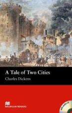 MACM.READERS : A TALE OF TWO CITIES BEGINNER (+ CD)