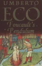 FOUCAULT'S PENDULUM Paperback B FORMAT