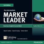 MARKET LEADER PRE-INTERMEDIATE CD CLASS (2) 3RD ED