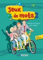 JEUX DE MOTS 2 METHODE + CAHIER PACK (+ MP3)
