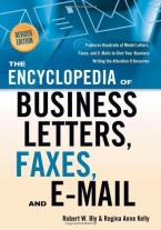ENCYCLOPEDIA OF BUSINESS LETTERS, FAXES AND EMAILS Paperback