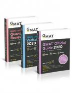 GMAT Official Guide 2020 Bundle : 3 Books + Online Question Bank