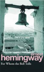 FOR WHOM THE BELL TOLLS Paperback A FORMAT