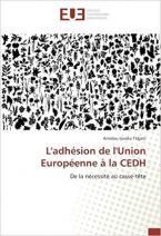 L'ADHESION DE L'UNION EUROPEENNE A LA CEDH - DE LA NECESSITE AU CASSE-TETE