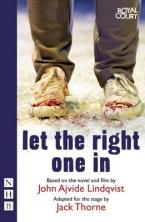 LET THE RIGHT ONE IN Paperback