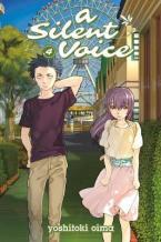 SILENT VOICE 4  Paperback