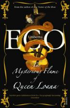 THE MY STERIOUS FLAME OF QUEEN LOANA Paperback B FORMAT