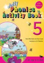 JOLLY PHONICS ACTIVITY BOOK 5 PB
