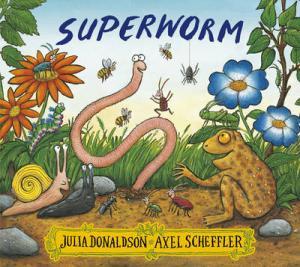 SUPERWORM Paperback