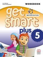 GET SMART PLUS 5 Workbook (+ CD) BRITISH EDITION